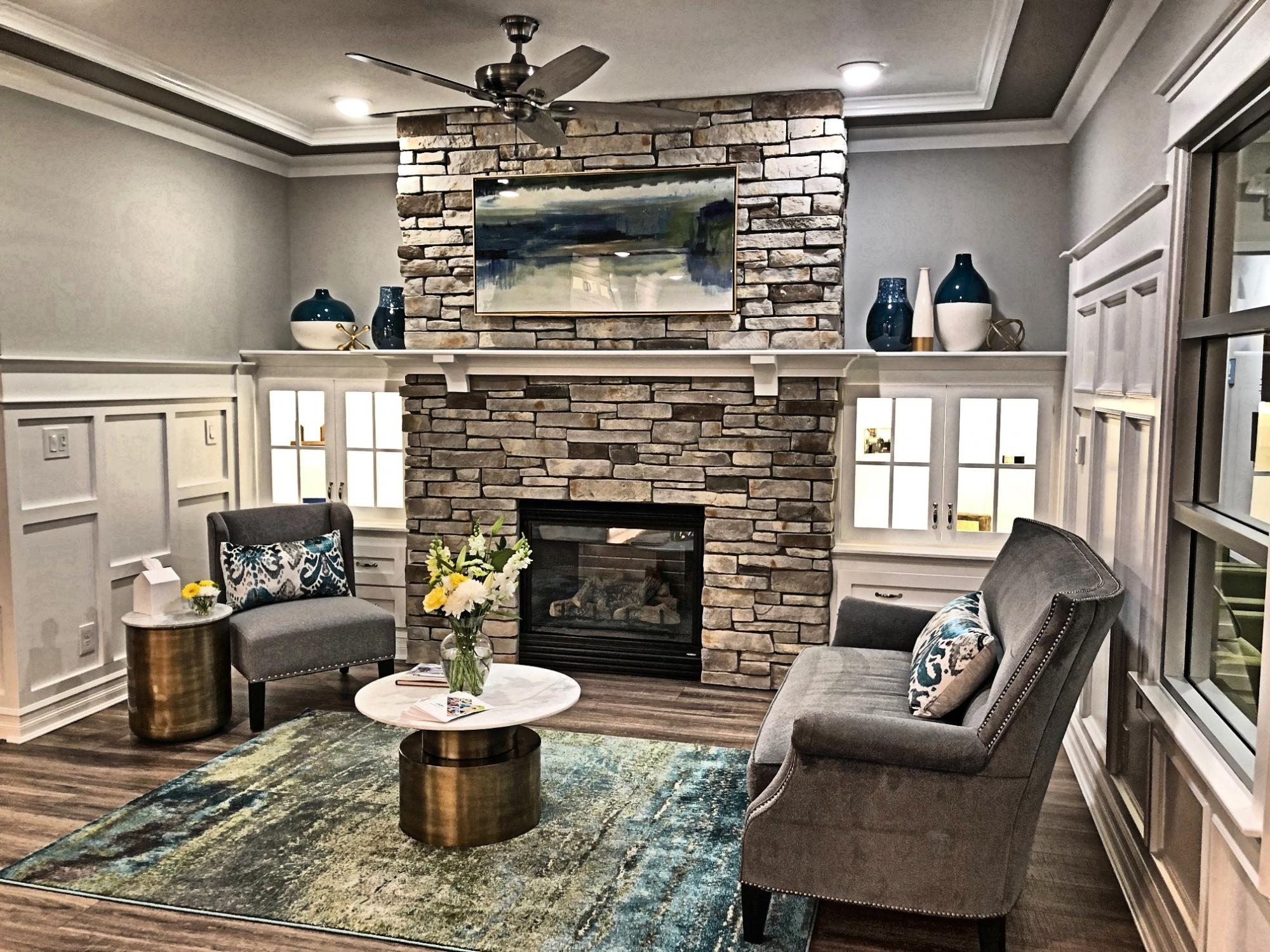 Design Center Builders In Lansing Mi Mayberry Homes